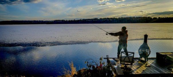 fiskeri på sjælland
